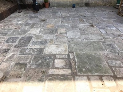 Finished paving in WIltshire