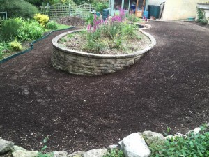 Preparing the land and soil for fresh turf